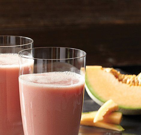 Cantaloupe, Pineapple, and Banana Cooler | Vitamix smoothie