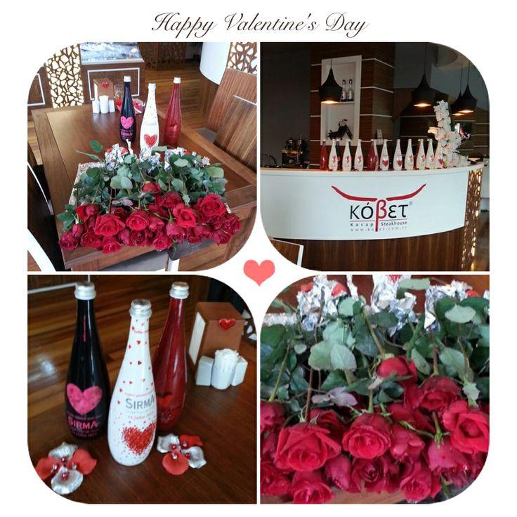 14 Şubat 2014 Sevgililer Günü Kutlaması