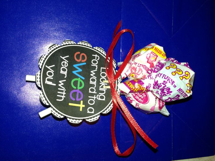 Welcome gift for students