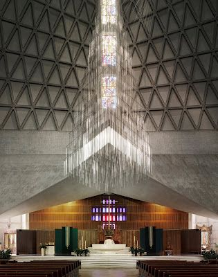 St Mary of the Assumption, San Francisco, USA, Architect: Pietro Belluschi