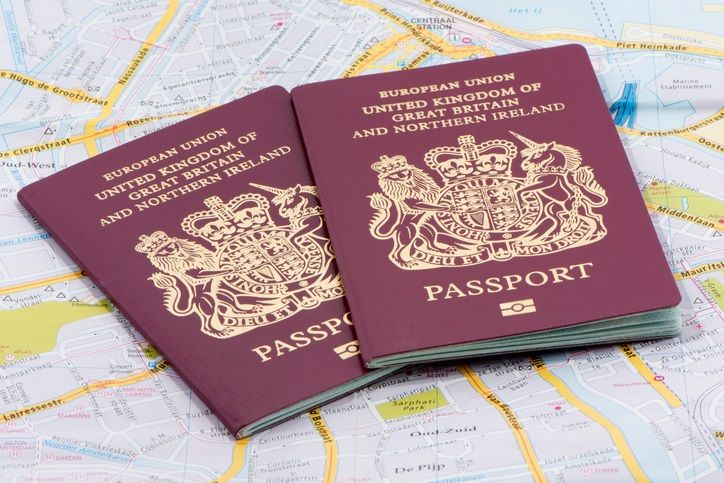 renew passport uk get old one back