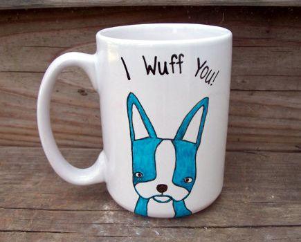 Pin by rachel trexler on like this stuff pinterest - Ceramic mug painting ideas ...