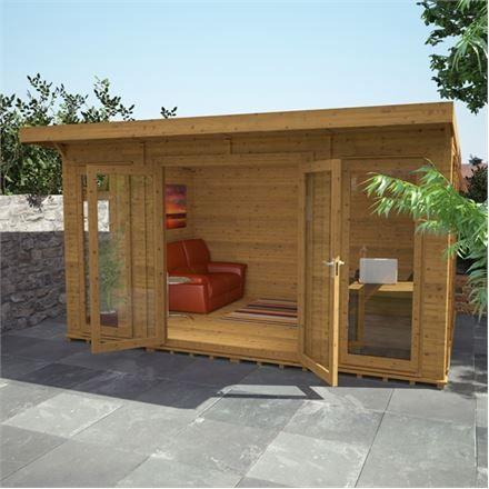 Best 25 insulated garden room ideas on pinterest for Kitchen designs 3m x 4m