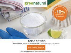 Anticalcare naturale fai da te: il più efficace è quello con l'acido citrico   lecobottega.it