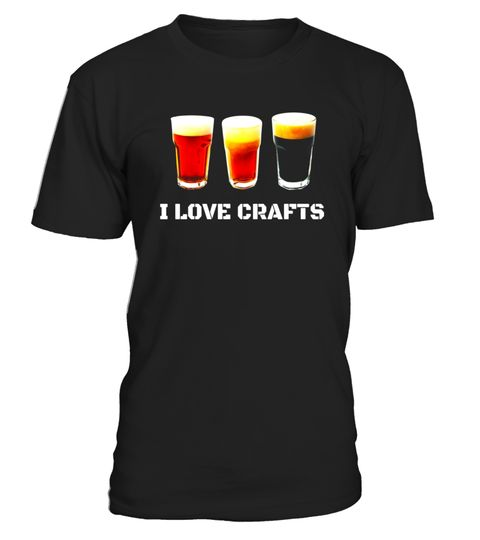 "# I LOVE CRAFTS! Awesome Original Craft Beer Lovers Tee Shirt .  Special Offer, not available in shops      Comes in a variety of styles and colours      Buy yours now before it is too late!      Secured payment via Visa / Mastercard / Amex / PayPal      How to place an order            Choose the model from the drop-down menu      Click on ""Buy it now""      Choose the size and the quantity      Add your delivery address and bank details      And that's it!      Tags: This Funny Novelty Beer…"