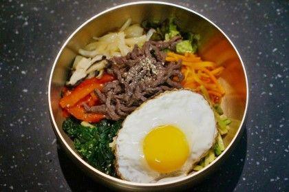 #윤식당 비빔밥 만들기 눈을 즐겁게 한 윤식당2의 메인메뉴소고기 비빔밥을 만들었어요.아는 맛이 무섭다고...