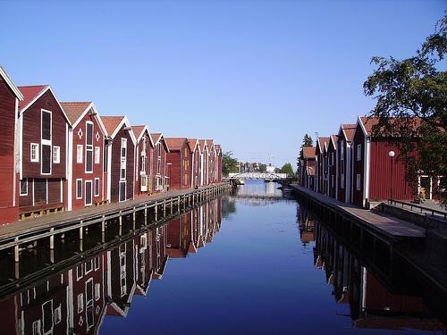 #Hudiksvall, #Sweden.