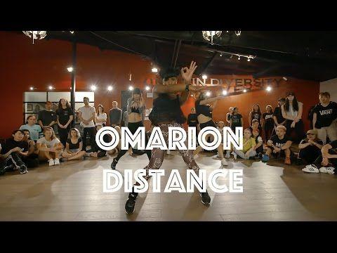 Omarion - Distance | Hamilton Evans Choreography - YouTube