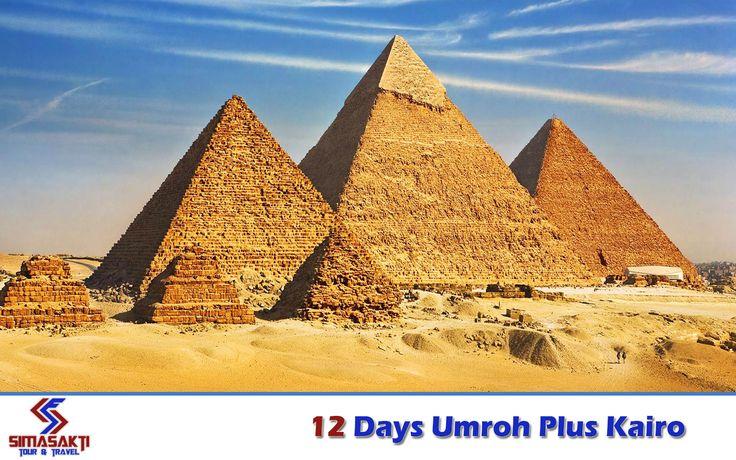 Paket Umroh Plus Kairo Desember 2017 – SimaSakti Umroh