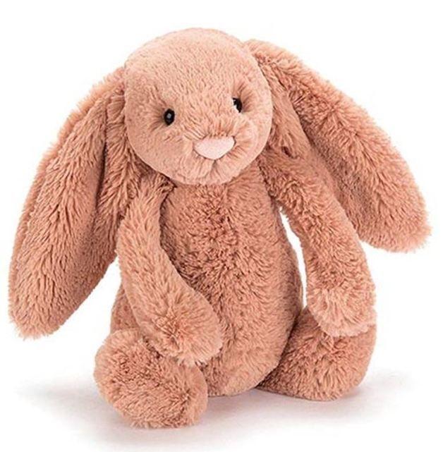 Jellycat: Bashful Bunny - Apricot ~ Small