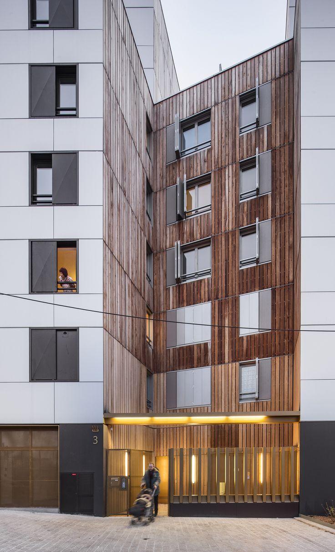 Oltre 25 fantastiche idee su architettura residenziale su for Architettura residenziale contemporanea