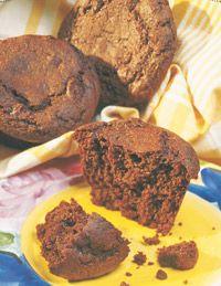 Chocolate   Raspberry Muffins