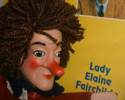 Lady Elaine Fairchilde Happy Birthday