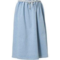 NANUSHKA JENAY Spódnica jeansowa vintage blue