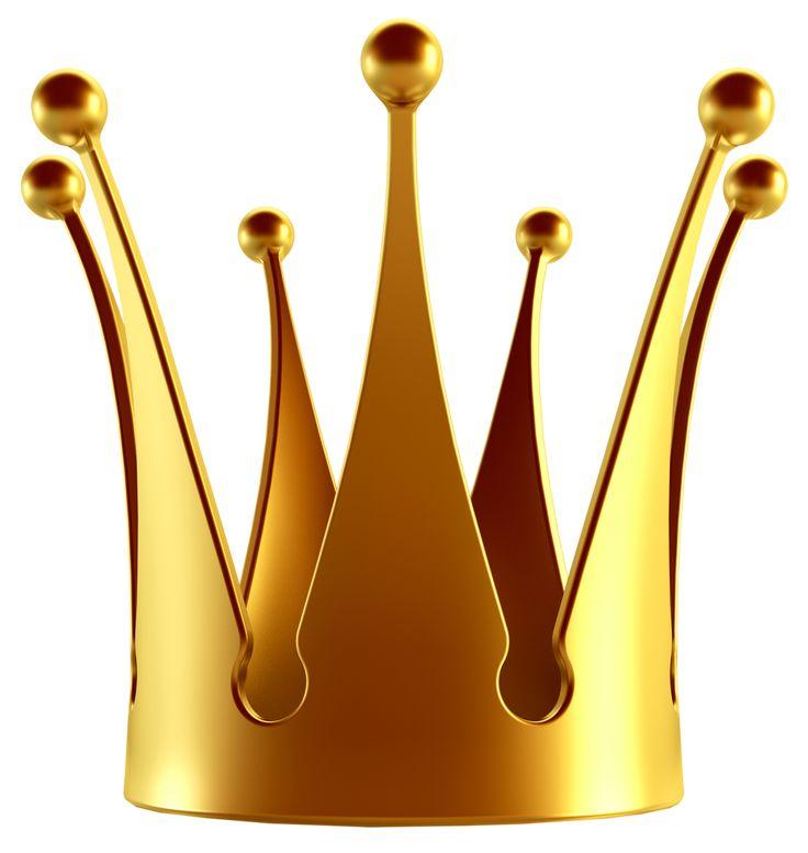 Gold Crown Transparent Png Transparent Artclip