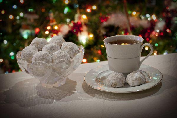 russian-tea-cakes | Russian | Pinterest