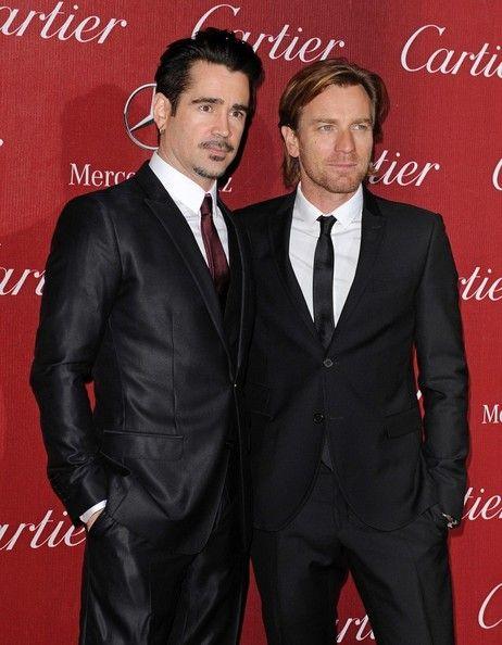 Colin Farrell/Ewan McGregor - lovely together