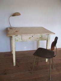 Oude Franse tafel