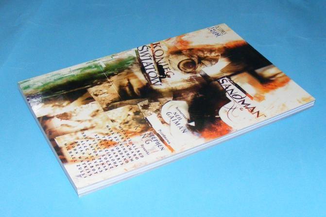 Neil Gaiman - Sandman - 8 - Koniec Światów (3779484906) - Allegro.pl - Więcej niż aukcje.
