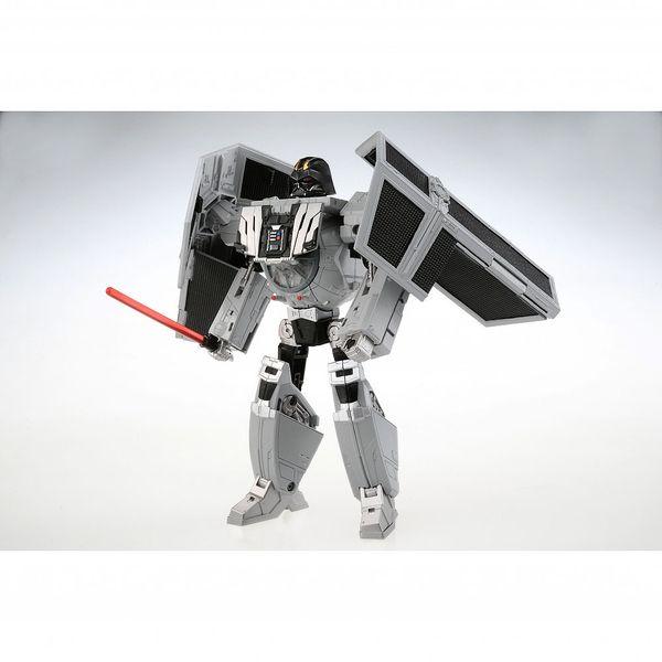 Star Wars Transformers Darth Vader Tie Advanced Crossover