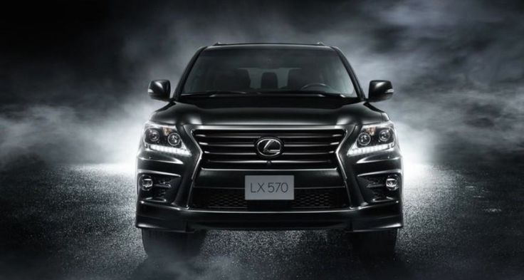 2015 Lexus LX 570 New Design
