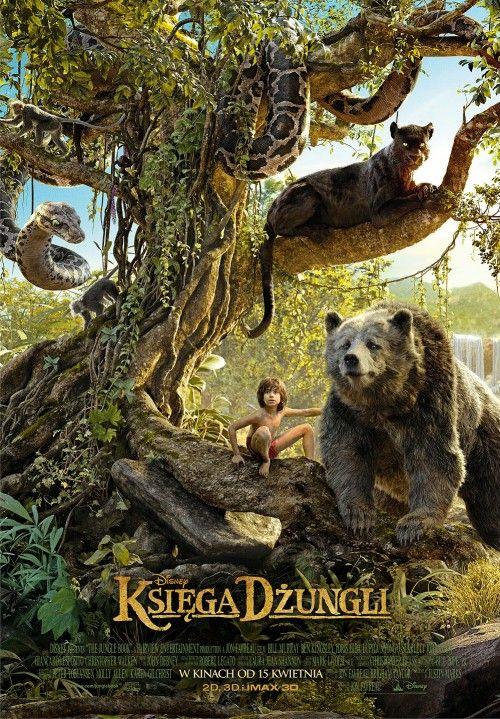 film Księga dżungli (2016) Dubbing PL