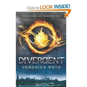 Divergent - similar to the Hunger Games.   Great book