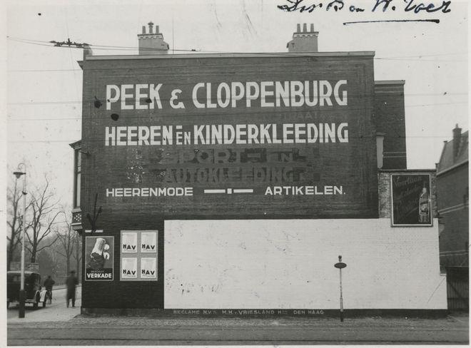 conradkade den haag 1934