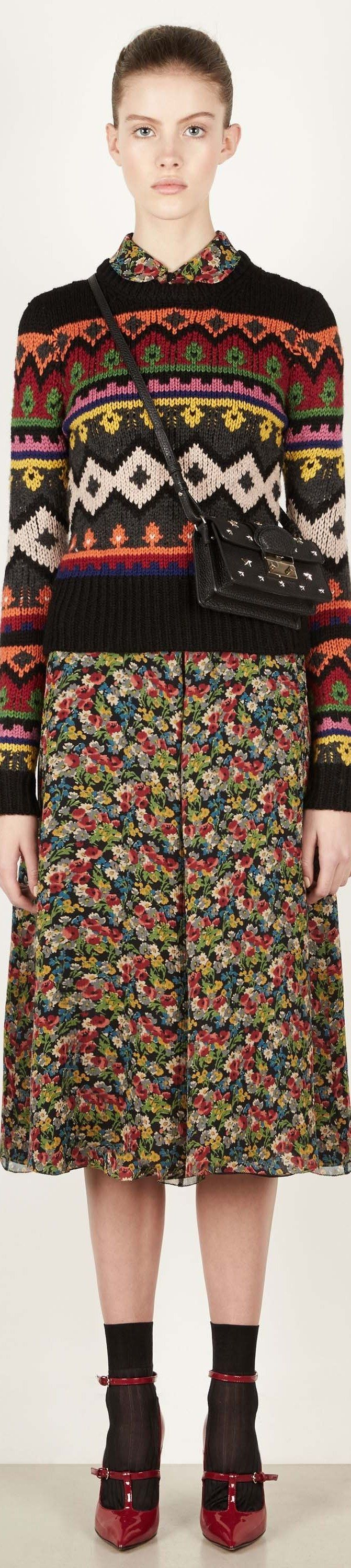 Red Valentino - FALL 2016 READY-TO-WEAR
