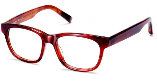 Sloan in Rum Cherry by Warby Parker