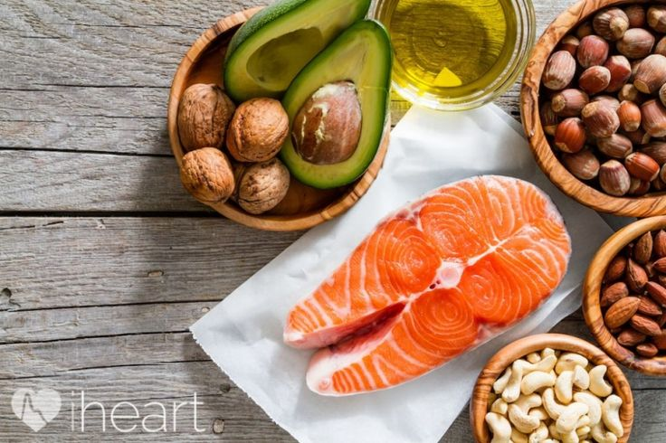iHeart 7 Week Challenge: Week 6 | Add Omega-3 Fatty Acids