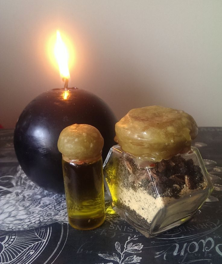 Authentic Wiccan Spell - Habit Breaking - Maltese Cross - Light Magick - Wicca on the Go! - Valor - Strength - Courage