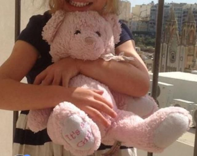 Lost on 02 Jul. 2016 @ Bristol Airport . Fluffy pink teddy bear lost by the seats by baggage reclaim belt number 6 in Bristol Airport about 1.30pm, please hand in if found xxx Visit: https://whiteboomerang.com/lostteddy/msg/t3laao (Posted by Natasha Edmonds on 03 Jul. 2016)
