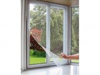 Síť okenní proti hmyzu, 150x180cm, bílá, PES, EXTOL CRAFT