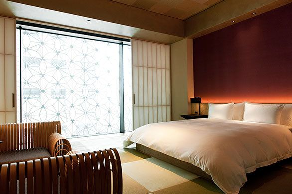 (2ページ目)東京の中心に天然温泉を備える日本旅館 7月20日開業!「星のや東京」徹底解剖|東京に誕生した新たなる「星野リゾート」|CREA WEB(クレア ウェブ)