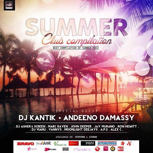 Succes rasunator pentru compilatia verii Summer Club 2013 !  http://www.emonden.co/succes-rasunator-pentru-compilatia-verii-summer-club-2013