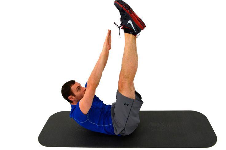 8 минут на железный пресс https://mensby.com/sport/muscles/4173-8-minute-abs-workout  Нет времени на тренажерный зал, но мечтаешь о рельефном и железном прессе? Как накачать пресс в домашних условиях за 8 минут?