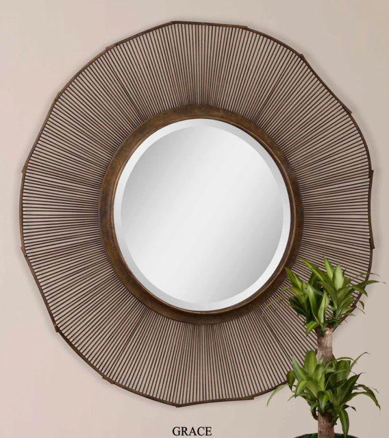 "Zhaloo Tropical Mirror 62"""