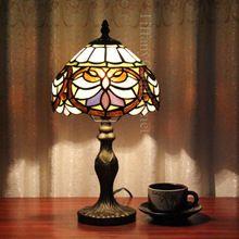 Горячие продажи Европейский классический настольная лампа Тиффани гостиная счетчик спальня настольная лампа свадьба свет