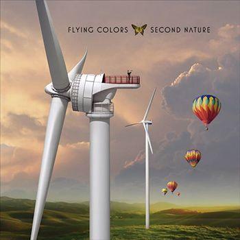 "DISCO DEL MES: FLYING COLORS – ""Second Nature"""