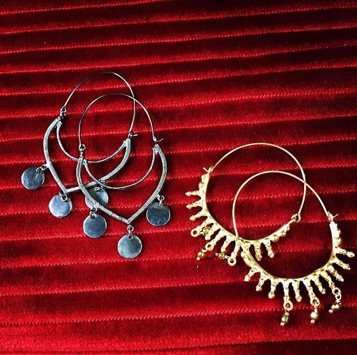 Antonia Karra earrings