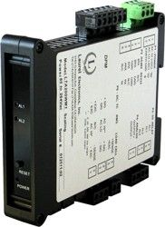 44-20 mA & Serial Data Output Transmitter for Process signals saleable for process signals requiring zero and span adjustment. Ideal for pressure & flow. Din rail mounted, digitally programmable