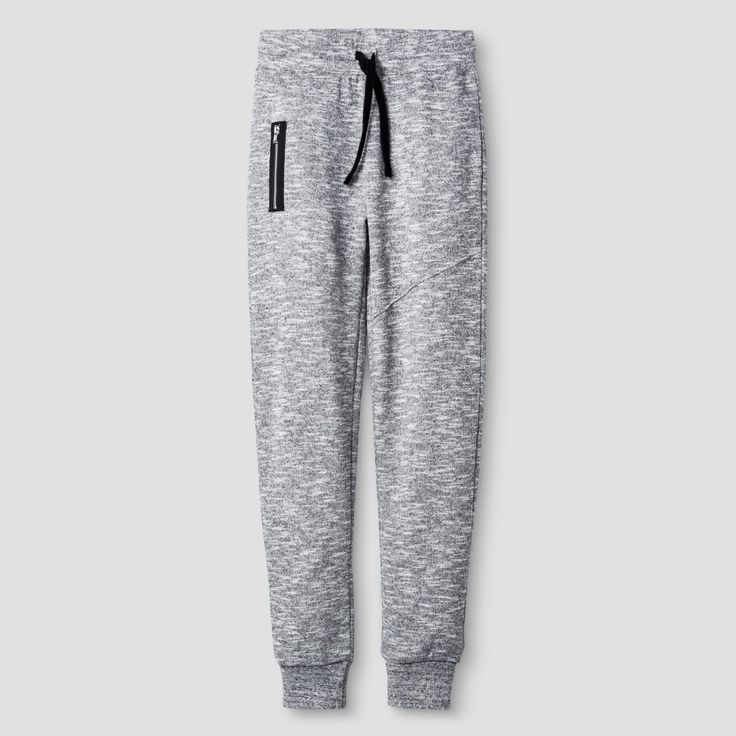 Kind is Cool Boys' Jogger Pant Graystone -