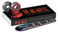 BONES REDS SKATEBOARD BEARINGS (SET OF 8)