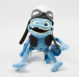 "Plush ""Crazy Frog"""