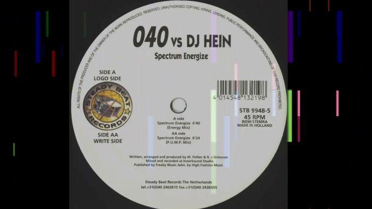 040 vs DJ Hein - Spectrum Energize (P.U.M.P. Mix)  | 90s TRANCE