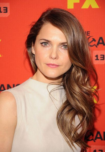 Keri Russell's hair is one of my favorite things about The Americans