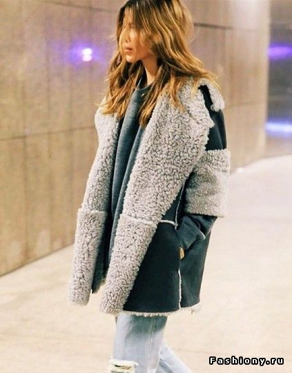 Street style: зимние образы