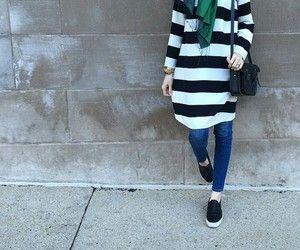 Stripes n green
