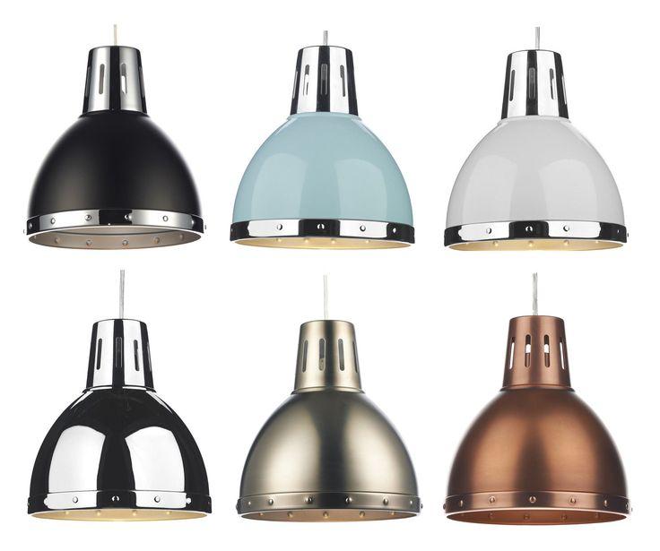 Metal Osaka Cafe Pendant Coolie Light Lamp Shade Retro Modern Ceiling Light